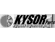 KYSOR parts